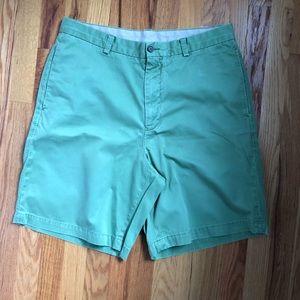 Green Tommy Hilfiger Shorts